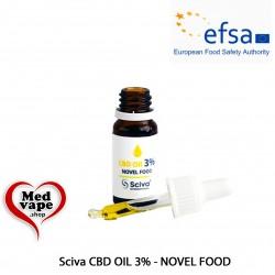 SCIVA CBD (10ML) 3%